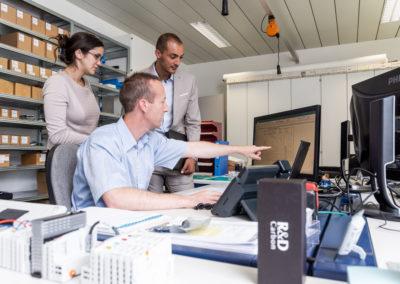 Bureau R&D Carbon